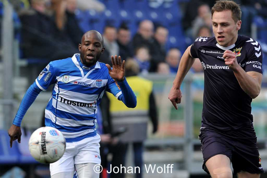 PEC Zwolle - Go Ahead Eagles